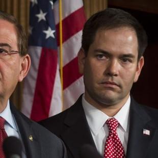 Rubio, Menéndez y colegas presentan resolución bipartidista rechazando fraude del 6D
