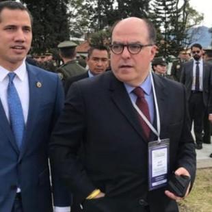 Presidente (E) Guaidó y Comisionado Borges piden mayor presión internacional