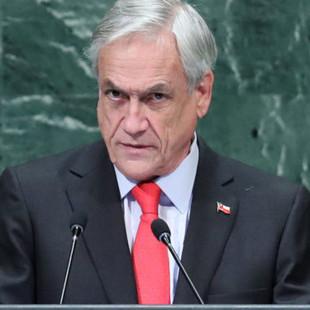 Chile respalda ante la ONU la propuesta de Gobierno de Transición y elecciones libres
