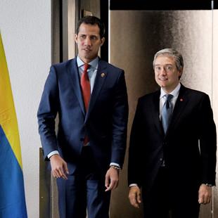 Canciller de Canadá sostuvo reunión con Presidente Guaidó y reafirmó su apoyo a la lucha venezolana
