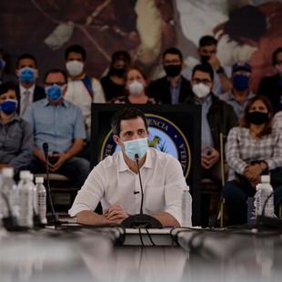 """Guaidó: """"La consulta es un mecanismo de expresión popular que nos une y moviliza"""""""