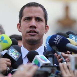 Presidente (E) Guaidó se reunió con Plataforma Nacional de Conflicto