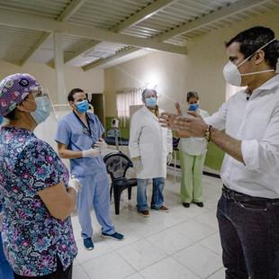 """Gobierno Legítimo presenta Manual de preguntas y respuestas sobre el bono """"Héroes de la Salud"""""""