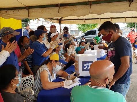 Colombia destaca el éxito de la Consulta Popular y reitera el apoyo a la legítima Asamblea Nacional