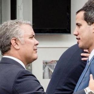 Presidente (E) Guaidó agradeció liderazgo de Duque en apoyo internacional a Venezuela