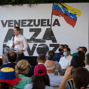 Comandos por la Libertad y Elecciones Libres fueron juramentados este lunes en territorio nacional