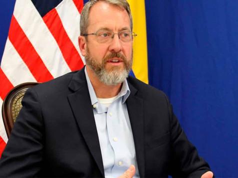 Embajador Story felicitó al pueblo venezolano por enfrentar al régimen mediante la Consulta Popular