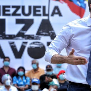 Guaidó: Consulta popular, protesta y sanciones son herramientas que tenemos para enfrentar dictadura