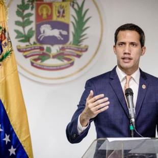 Presidente (E) Guaidó celebra informe de la Misión de Verificación de la ONU