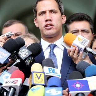 "Presidente (E) Guaidó: ""Tenemos que reunir apoyos para generar una política central"""