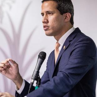 Presidente (E) Guaidó celebró acuerdo de cooperación entre Estados Unidos y Venezuela