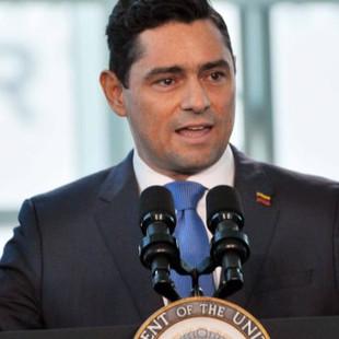 Embajador Vecchio instó a la comunidad internacional a proteger la vida del pueblo venezolano