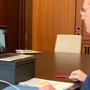 Presidente (e) Guaidó sostuvo reunión con el secretario de Estado de Alemania, Miguel Berger