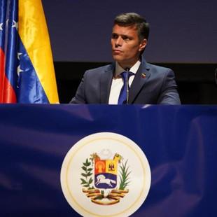 """López: """"Tomé la difícil decisión de salir de Venezuela para redoblar esfuerzos por la libertad"""""""