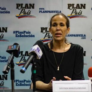 """Bolívar: """"Ejercer las labores humanitarias en un contexto de persecución y dictadura es un reto"""""""