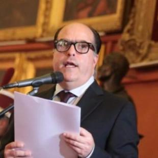 Comisionado Borges rindió cuentas ante la AN por la gestión internacional por la libertad venezolana