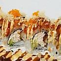 Crunch Dragon Roll