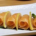 Salmon sashimi (7pcs)