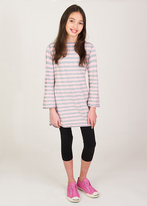 BOATNECK TUNIC - FITS FRONT/BACK