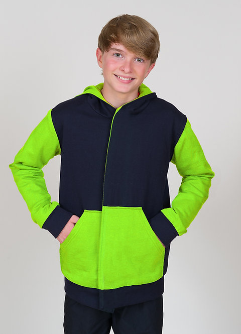 INSIDE-OUT HOODIE