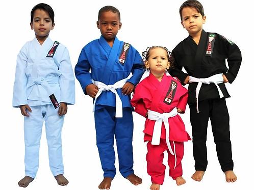 Doe - Kit Jiu Jitsu