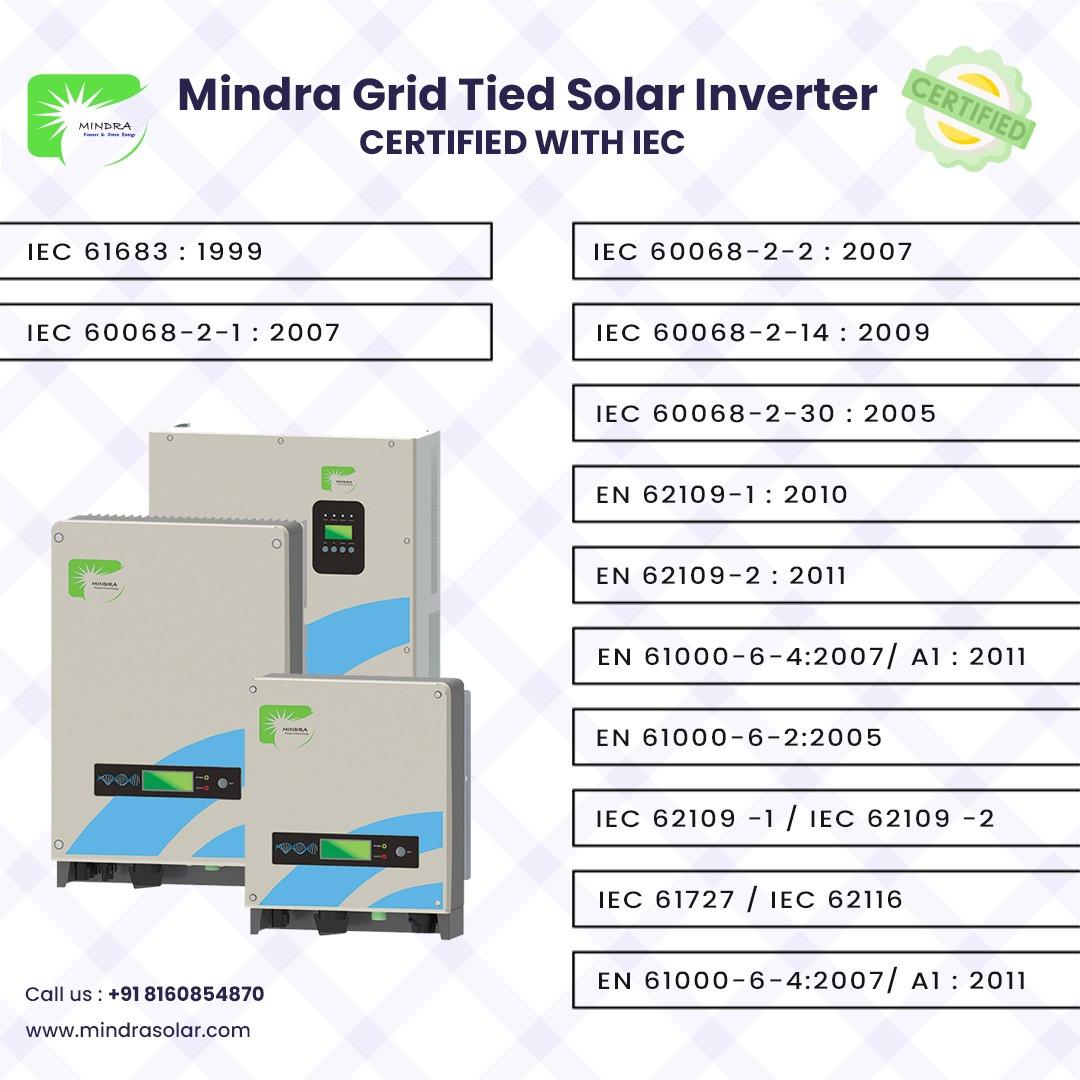 Mindra Green Solar Inverters