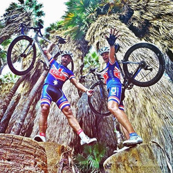 Post and share your adventure pics in ICE Sportswear clothing and tag us #icesportswear, just like N