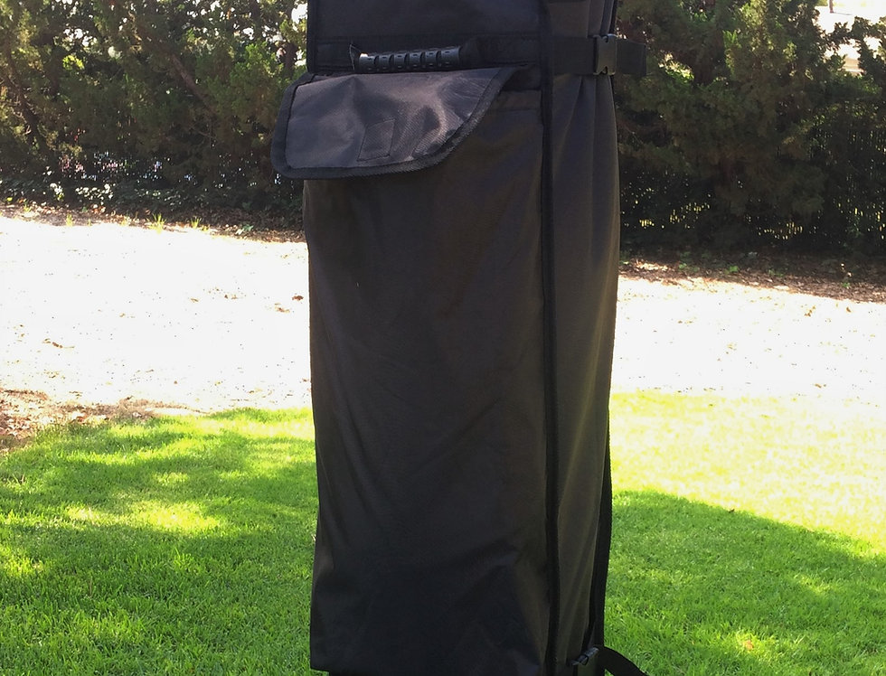 Heavy Duty Rolling Bag - Fits 10'x10', 10'x15', or 10'x 20' Tents