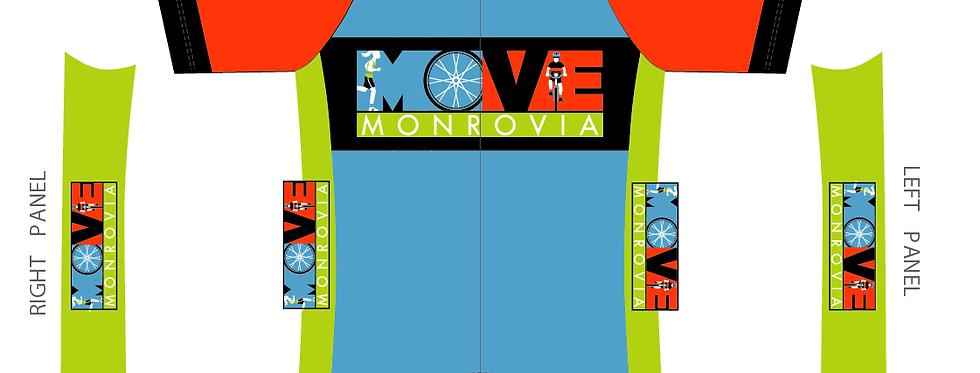 Move Monrovia - Club Cut Jersey