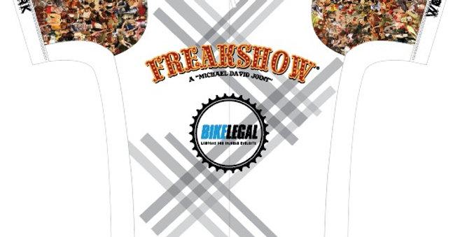 Freakshow/Aloha Speed SS Jersey - WHITE