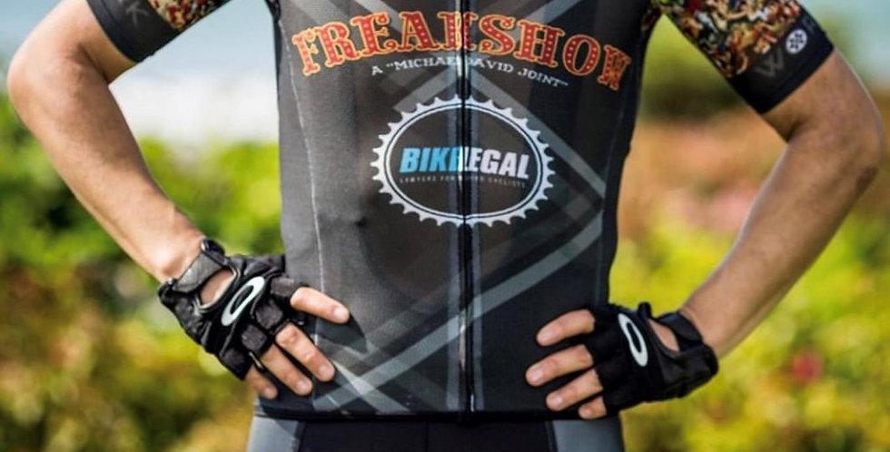 Freakshow/Aloha Speed SS Jersey - BLACK