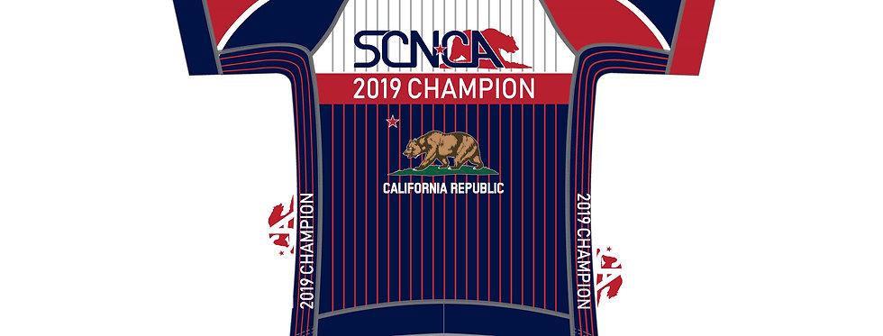 2019 SCNCA CHAMPION TEAM Short Sleeve Jersey