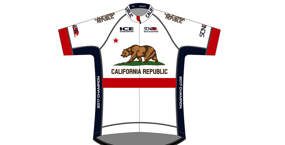 2017 SCNCA CHAMPION PRO Short Sleeve Jersey