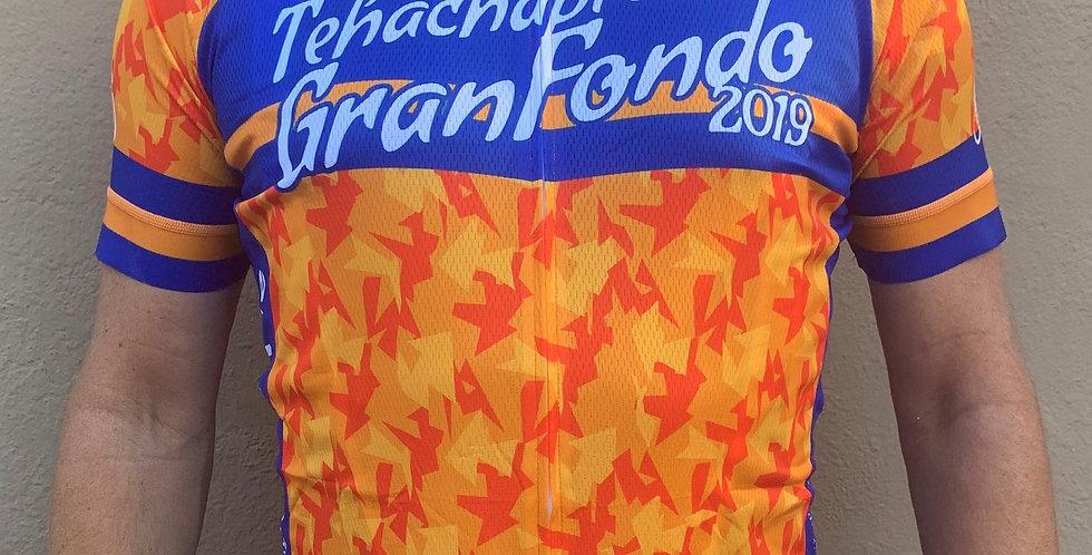 Tehachapi Gran Fondo 2019 Jersey