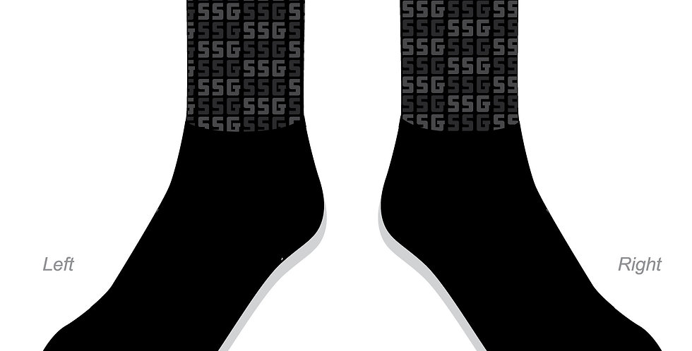 "SSG-Redbird Socks with 4"" Cuff"