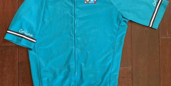 Collina MODELLO Men's Jersey - Teal
