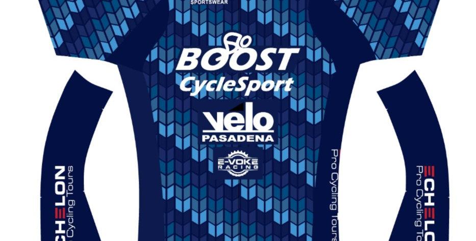 2021 BOOST Pro jersey