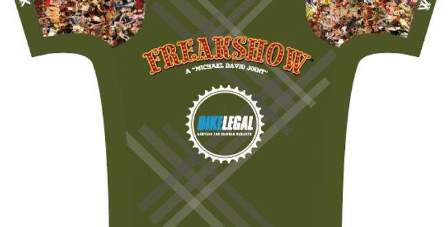 Freakshow/Aloha Speed SS Jersey - OLIVE