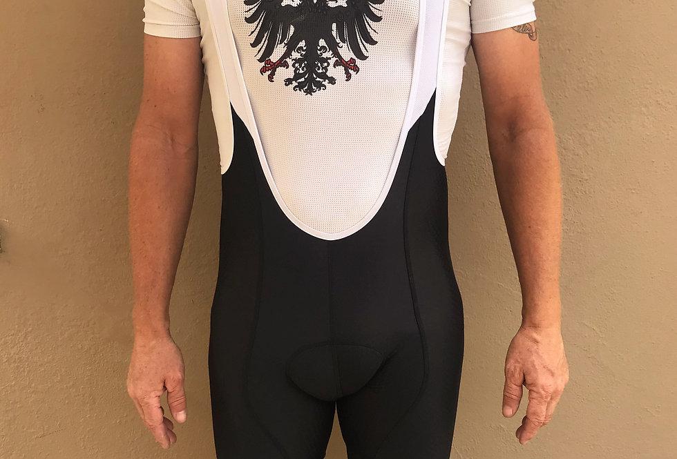 Pasubio Coldblack Men's Bib Shorts