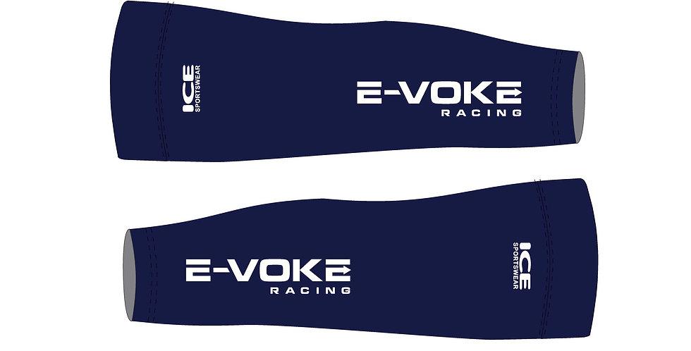 2021 EVOKE Fleece Arm Warmers