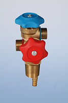 Ermeto vales, ermetovalves, valves, robinetterie, refrigerant, refrigerant fluids, safe carriage, gas liqid phase, 2 outets