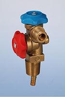 Ermeto vales, ermetovalves, valves, robinetterie, refrigerant, refrigerant fluids, safe carriage, gas liqui phase, 1 outlet,