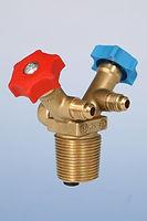 Ermeto vales, ermetovalves, valves, robinetterie, refrigerant, refrigerant fluids, safe carriage, y cylinder valvs