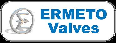 Logo ''Ermeto Valves'' ermetovalves ermet vales robinetteri robinet sneior aerospace emeto