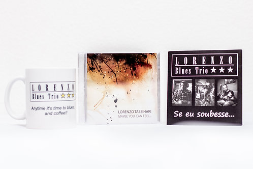 CD + EP + Caneca!