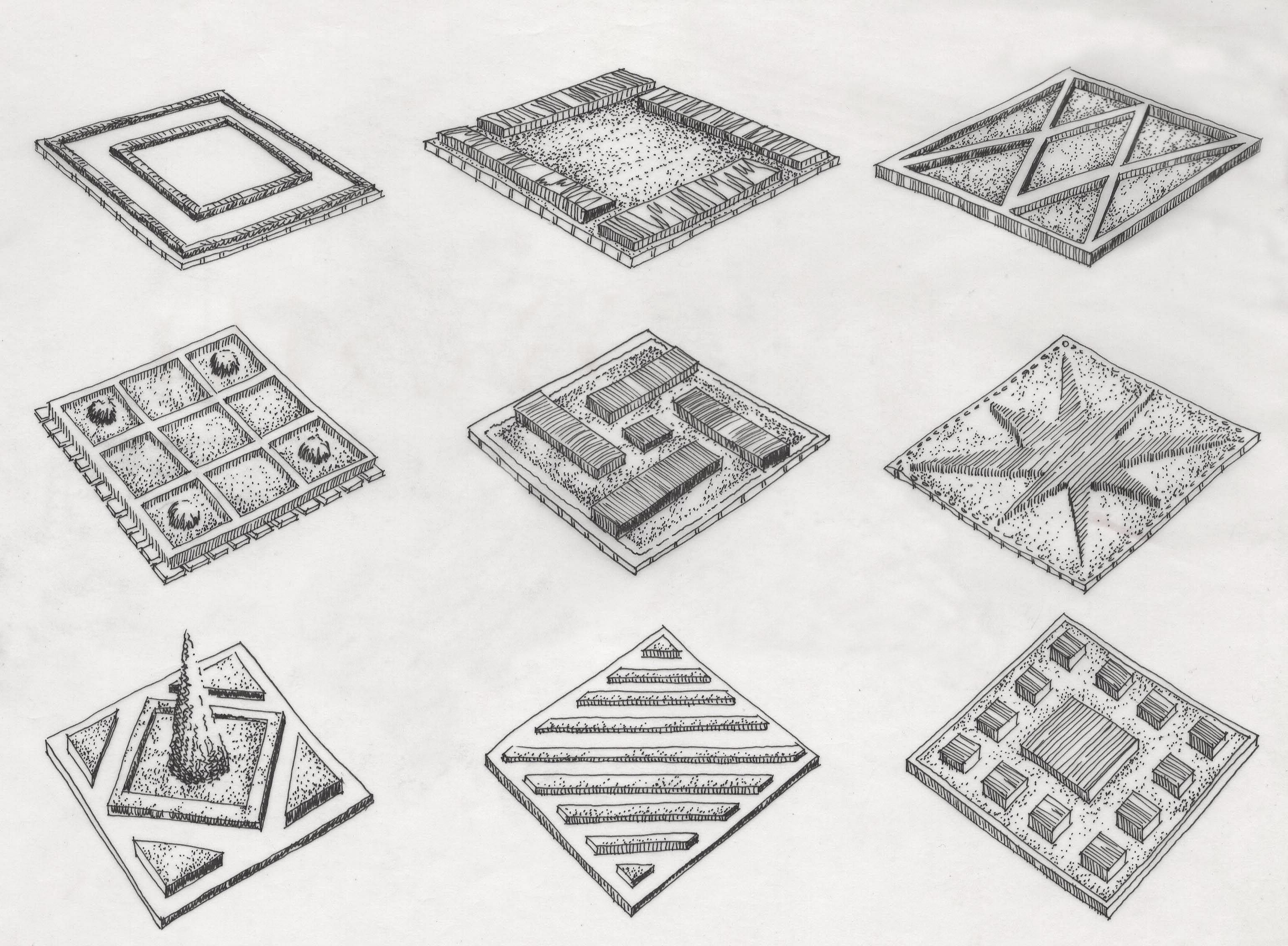 Concept Decori giardini