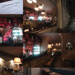 JEUNESSE cocktail bar
