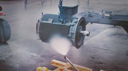 Tvättning av motor | BRAMMER
