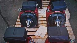 Sprutförzinkning av motorer | JBT