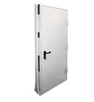 Дверь противопожарная 2100*1200 мм